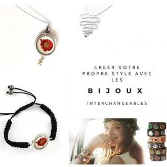 """Bracelet personnalisable en cordon ciré deux noeuds coréens maedup """"croisés"""" décoratifs avec cabochons personnalisables ou seul"""