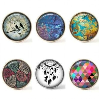 Lot de boutons interchangeables - le top 6 des ventes