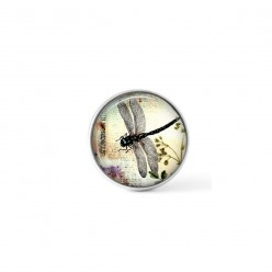 Cabochon/Button for Interchangeable Jewelry - Dragonfly theme